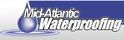 Mid-Atlantic Waterproofing Logo