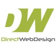 Direct Web Design Logo