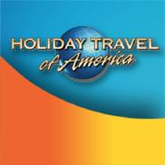 Holiday Travel Of America Logo