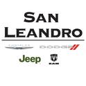 San Leandro Chrysler Dodge Jeep RAM Logo