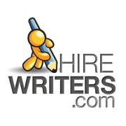 Hire Writers Logo