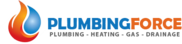 Plumbing Force Logo