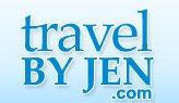 TravelByJen.com Logo