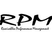 Receivables Performance Management / RPM Payments Logo