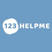 123HelpMe.com Logo
