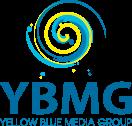 Yellow Blue Media Group [YBMG] Logo