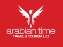 Arabian Time Travel Tourism Logo