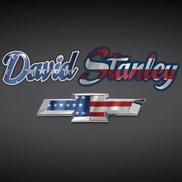 David Stanley Chevrolet Logo