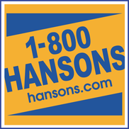 Hansons Window & Siding Logo