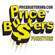 Price Busters Discount Furniture Logo