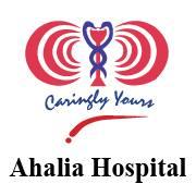 Ahalia Hospital / Ahalia Group Logo
