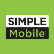 Simple Mobile Logo