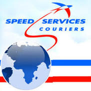 Speed Services Couriers [SSC] Logo