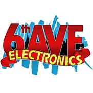 Sixth Avenue Electronics City Logo
