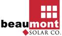 Beaumont Solar Company Logo