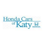 Honda Cars of Katy Logo