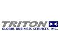 Triton Global Business Services Logo