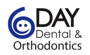 6 Day Dental & Orthodontics Logo