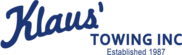 Klaus Towing Logo