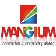 Mangium Infotech Logo