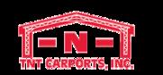 T-N-T Carports Logo