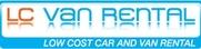 LC Van Rental Logo