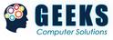 Geeks Computer Solutions Logo