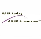 Hair Today Gone Tomorrow Logo