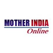 Mother India Phone Card Logo