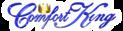 Comfort King Mattress Factory Logo