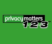 Privacy Matters 1-2-3 Logo