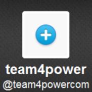 Team4Power.com Logo