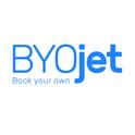 ByoJet / Jetescape Travel Logo