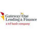Gateway One Lending & Finance Logo