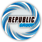 Republic Tobacco / Republic Group Logo