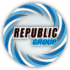 Republic Tobacco / Republic Group Logo