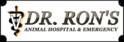 Dr. Ron's Animal Hospital & Emergency Logo