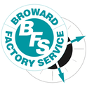 Broward Factory Service Logo