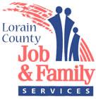Lorain County Job & Family Services Logo