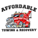 Affordable Towing And Recovery Logo