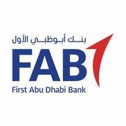 First Abu Dhabi Bank [FAB] Logo
