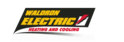 Waldron Electric, Heating & Cooling Logo