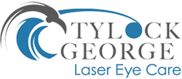 Tylock-George Eye Care & Laser Center Logo