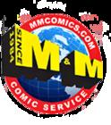 MMComics.com Logo