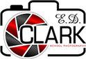 E.D. Clark School Photography Logo
