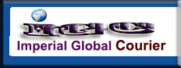 Imperial Global Courier Logo