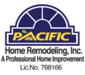 Pacific Home Remodeling Logo