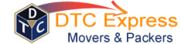 DTC Express Movers & Packers Logo
