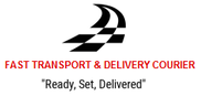 Fast Transport & Delivery Courier Services Logo