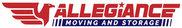 Allegiance Moving and Storage Logo